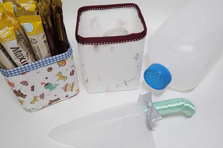 플라스틱 우유병 재활용