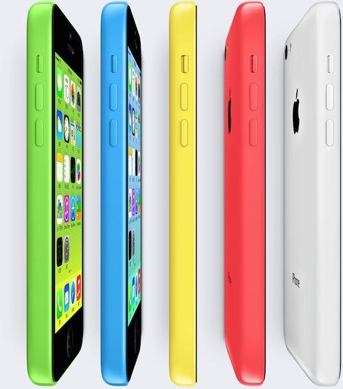아이폰5c