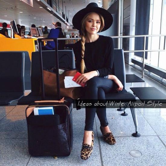 겨울방학시즌, 미시맘들의 해외 여행 패션 알아보기