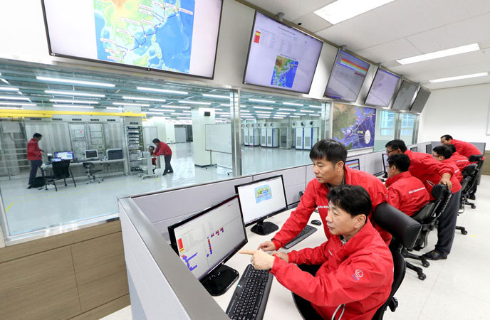 kt, 세계 최대 용량의 해저케이블 운용