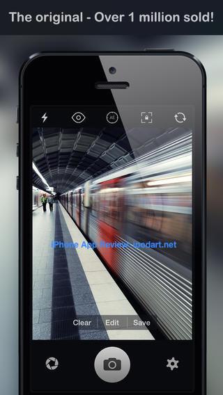 Slow Shutter Cam 아이폰 아이패드 슬로우 셔터 촬영 추천 앱