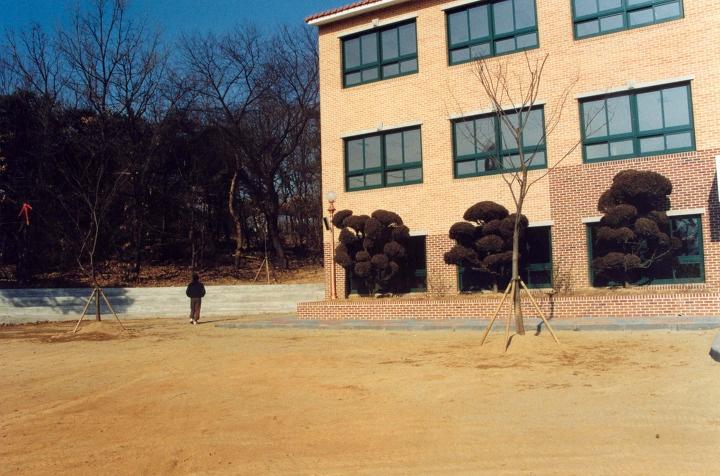 화랑초등학교 공터
