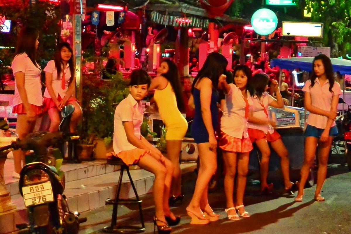 Почему не стоит снимать русских девушек в Таиланде