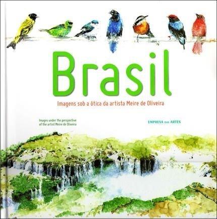 [포르투갈어 책 소개] Brasil - 수채화로 보는 브라질의 이모저모