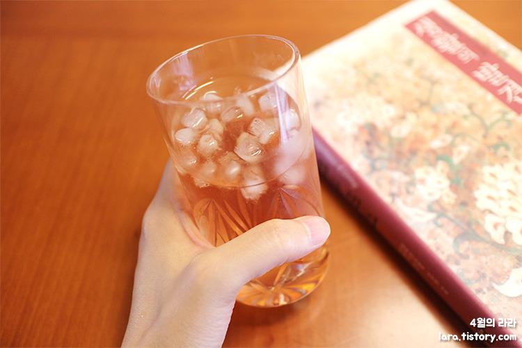 수정과_여름음료