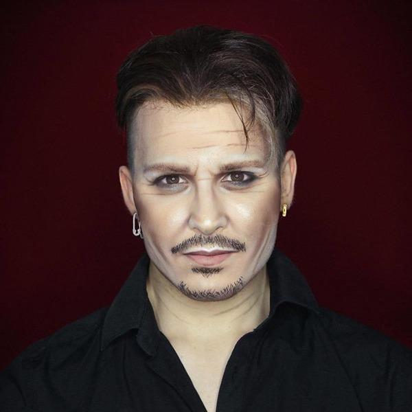 조니 뎁(Johnny Depp)