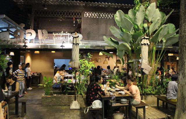 태국 치앙마이 님만해민 - 통템토