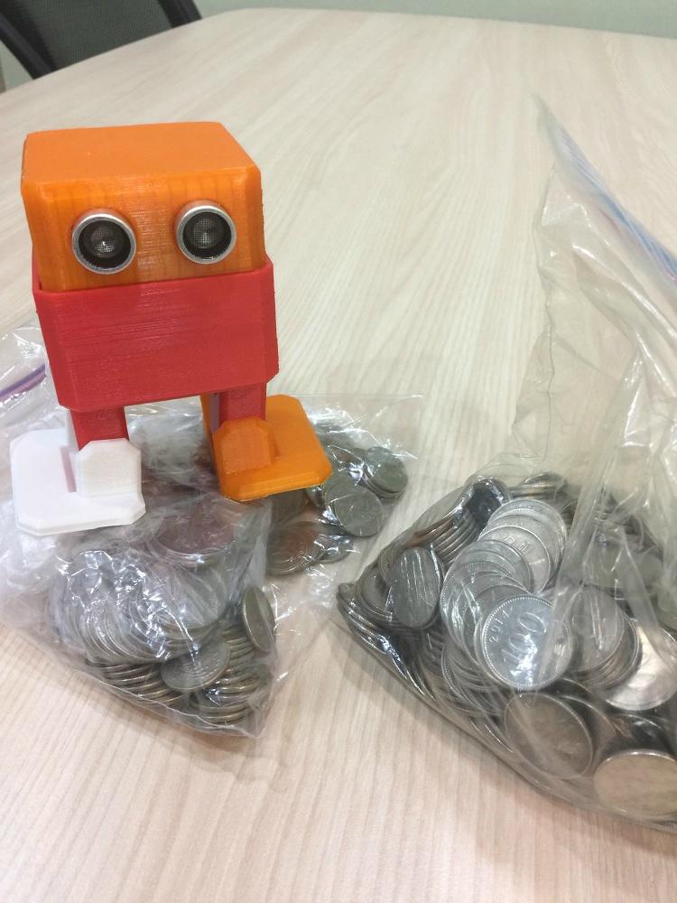 동전교환 우리은행 일산 호수공원지점 동전ATM 편리하게 이용하자