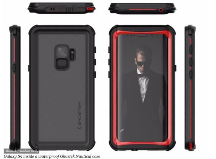 삼성, 갤럭시, S9, 디자인, s9+, 플러스, 차이점, 케이스, 유출
