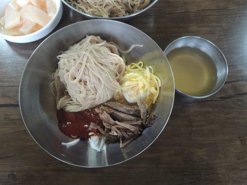 충주 오래된 냉면맛집 삼정면옥