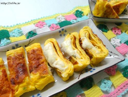 치즈 달걀말이