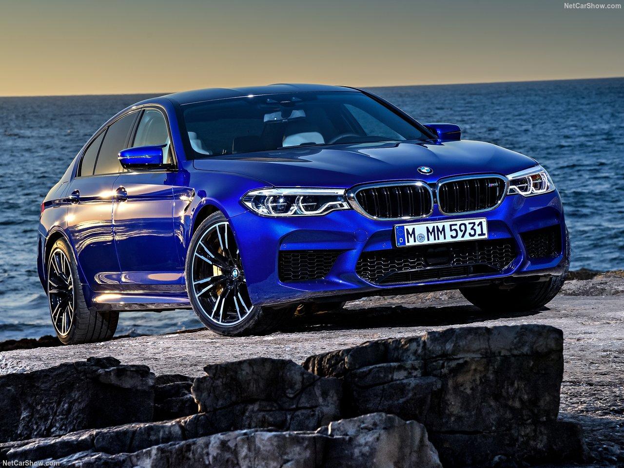 BMW F90 M5 8시간 논스톱 드리프트 기네스 신기록 수립!!