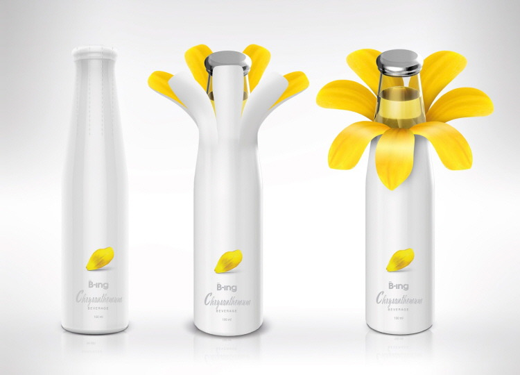 Bing Flower Packaging, concept design
