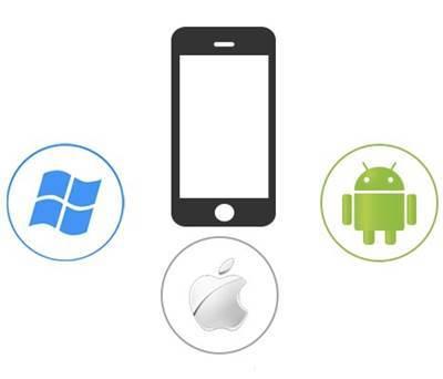 스마트폰 플랫폼 비교
