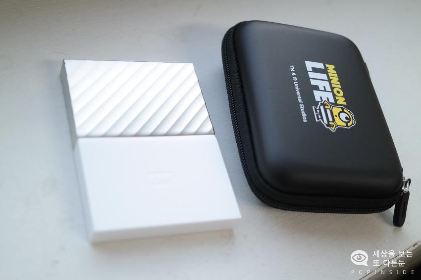 SNS 백업, 빠른 속도, 예쁜 디자인까지 고루 갖춘 외장하드 WD My Passport Ultra Gen3 사용후기