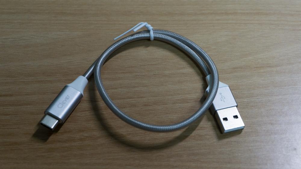 바이퍼럭스 클레버타키온 코어DS USB C타입 케이블