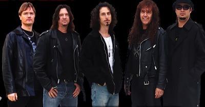 Driver Band - Rob Rock, Roy Z, Ed Roth