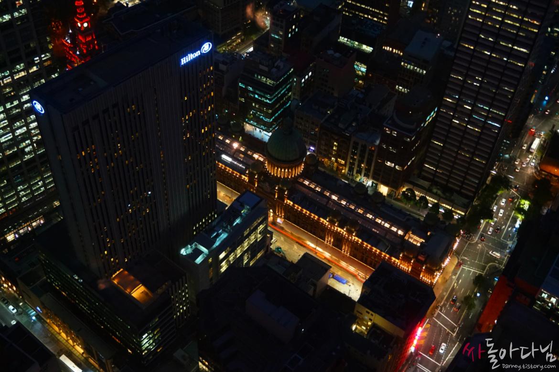 시드니 퀸 빅토리아 빌딩(Queen Victoria Building)