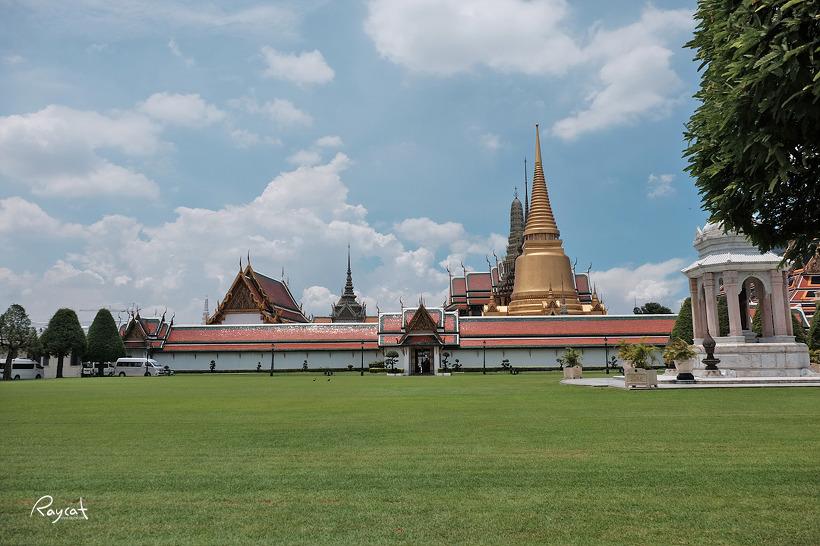 방콕에 오면 누구나 꼭 한번은 가는 방콕 왕궁투어