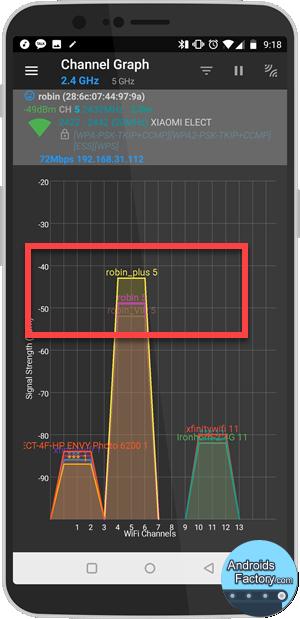 와이파이 인터넷 속도 측정