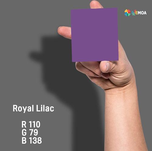 로얄 라일락