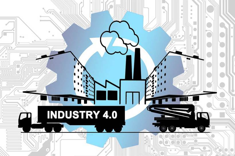 4차 산업혁명 인포그래픽