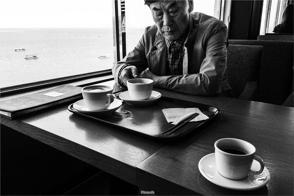 [[iPone5s] Cafe에서의 상념