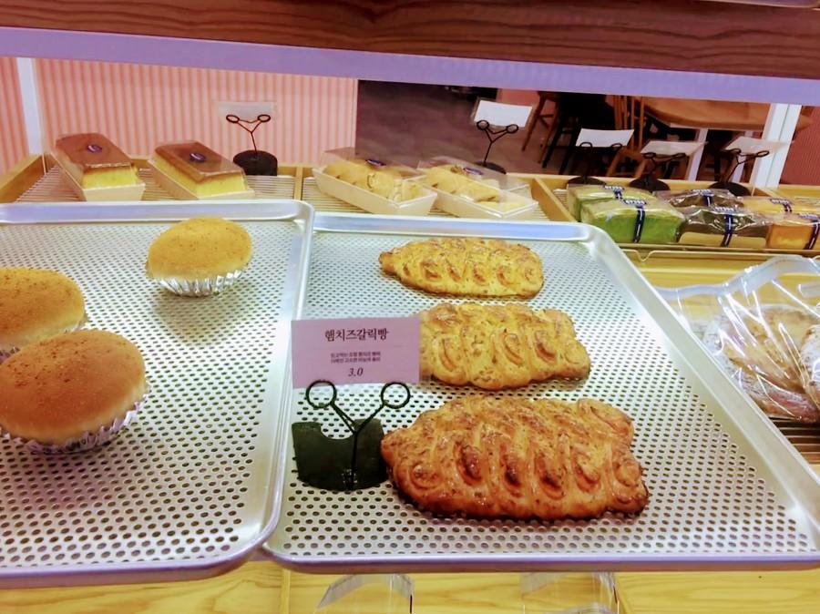 송도 빵집 지유가오카 빵1