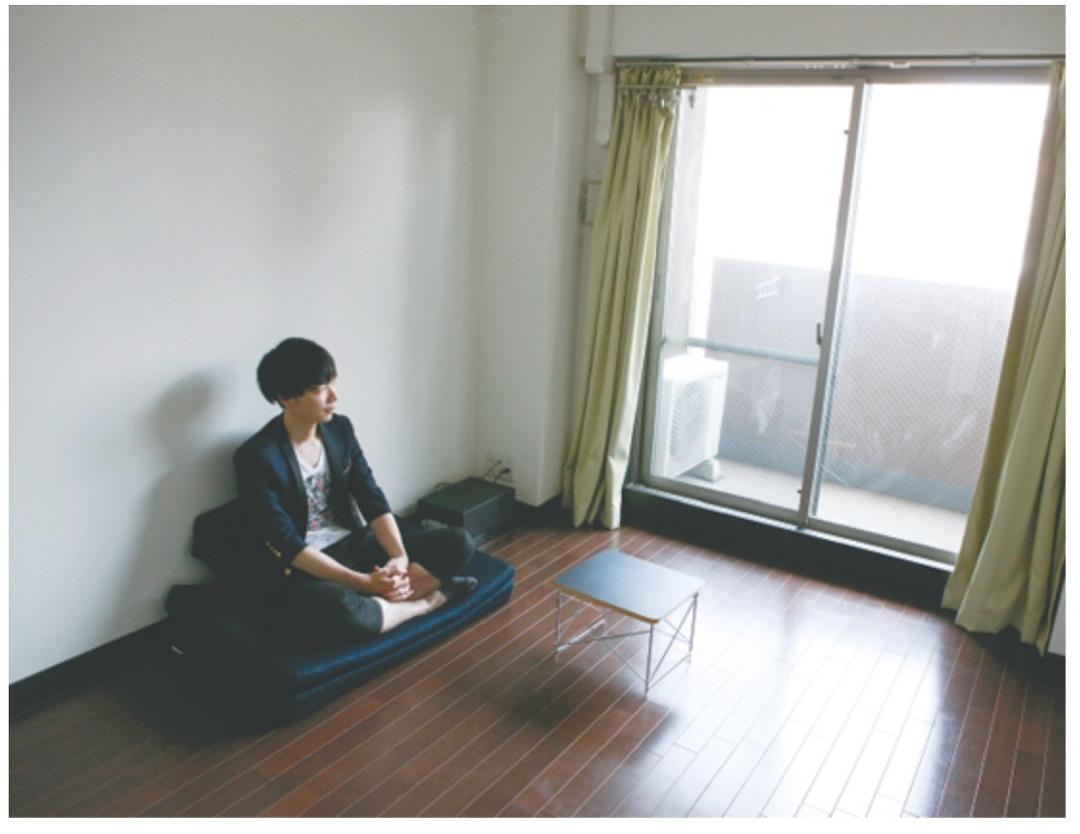 <'Case02, 원조 미니멀리스트의 방'으로 소개된 미니멀리스트 '히지'의 방'>