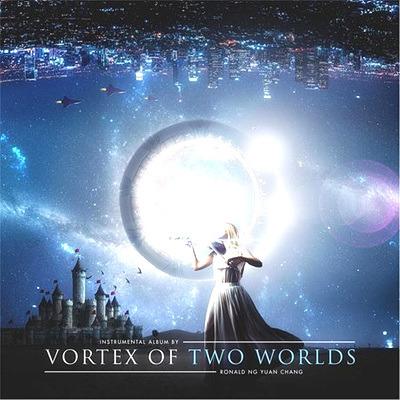 Ronald Ng Yuan Chang [2017, Vortex of Two Worlds].