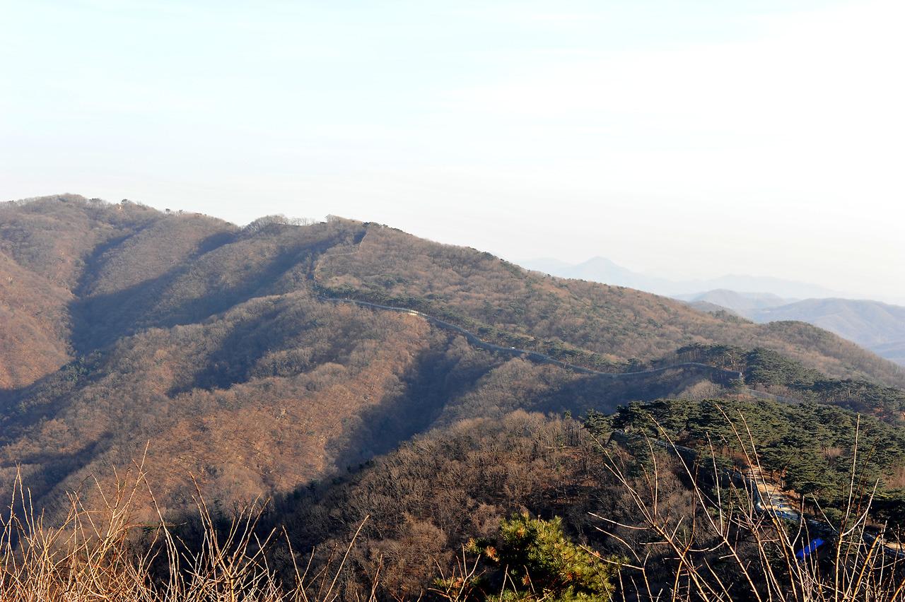 2012년1월 남한산성