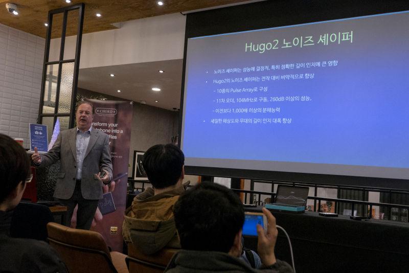 코드, 헤드폰 앰프 휴고2와 네트워크 스트리밍 모듈 폴리 출시
