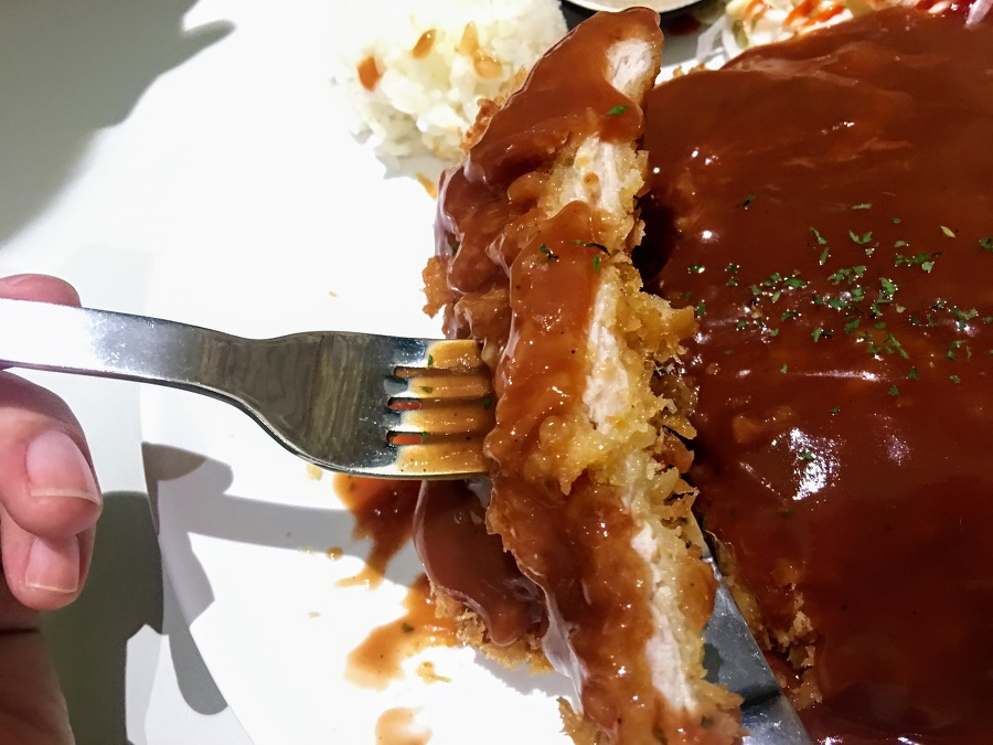 옛날돈까스 - 월계수식당