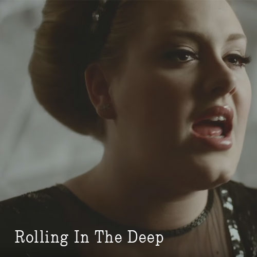 Adele (아델) - Rolling In The Deep
