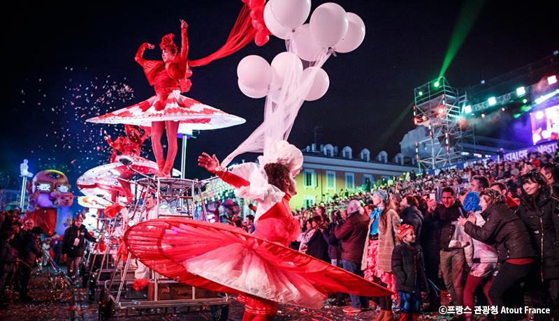 [유럽 축제/프랑스 여행] 추위를 녹일 열정의 축제! '니스 카니발'